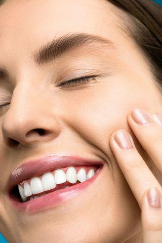 Как делать сухой массаж лица щёткой