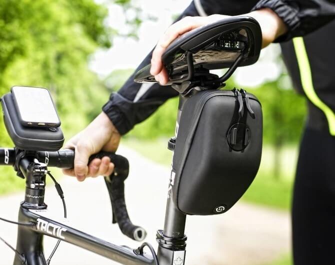 Кейс SP connect на раму велосипеда