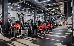 Кондиционеры GREE установили нижегородские фитнес-клубы