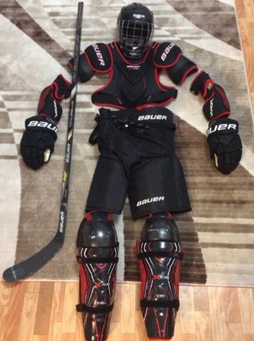 Как постирать хоккейную форму, сэкономить время и не испортить её?
