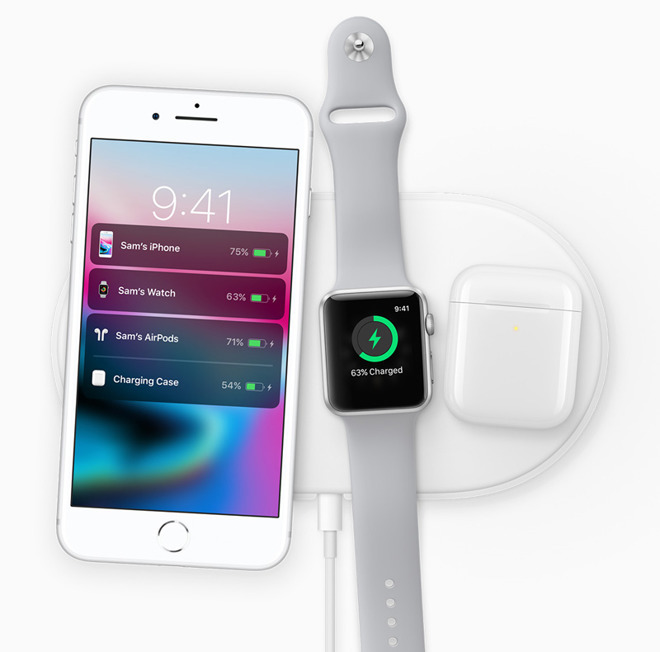 Apple идентифицирует автопроизводителей с беспроводной зарядкой, поддерживающей iPhone 8 и 8 Plus