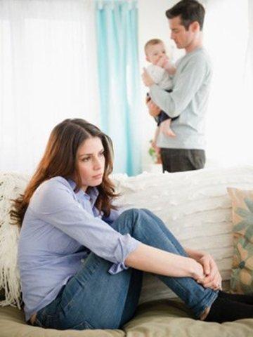 Послеродовая депрессия и способы борьбы с ней.