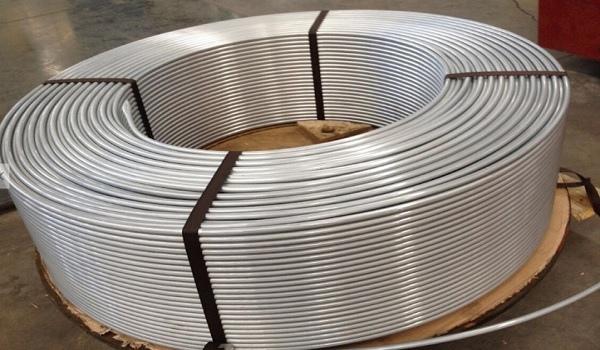 Алюминиевые трубы – номенклатура для кондиционеров