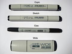 Ответы на популярные вопросы по маркерам COPIC