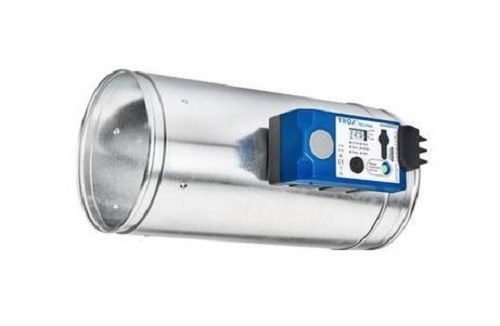 Компания TROX начала производить регуляторы расхода воздуха TVE