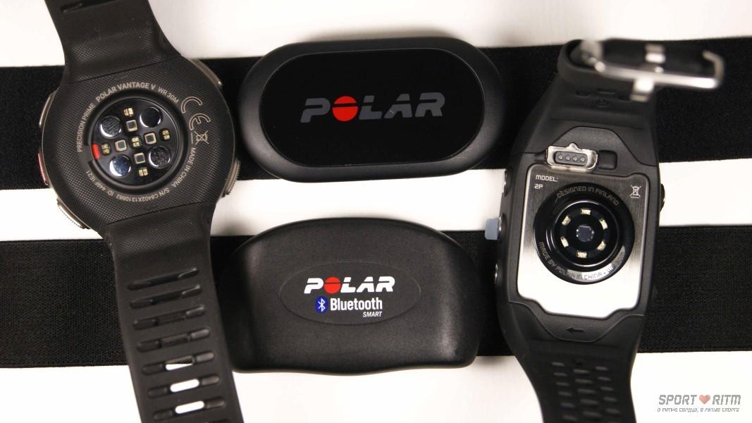 Нагрудный пульсометр или часы с оптическим датчиком?