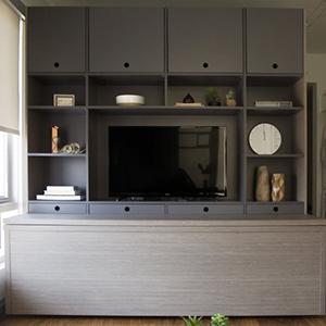 Роботизированная мебель Ori для домов будущего