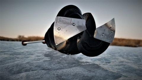 Обзор ледобуров Mora Ice