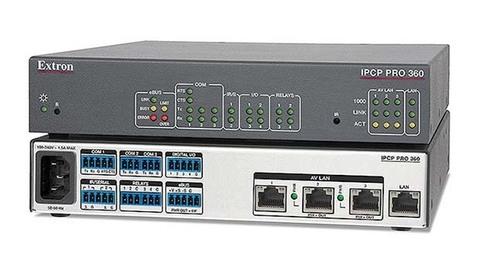 Процессор управления IPCP Pro 360 от компании Extron Electronics