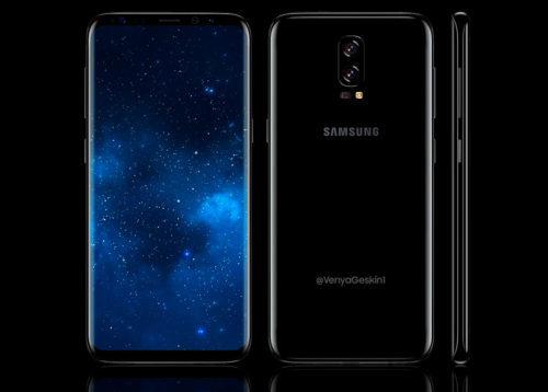 Что готовят для нас инженеры Samsung - Note 8?