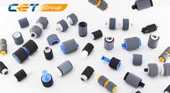 Улучшенный материал резинок для роликов подхвата, подачи и отделения CET