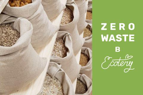 Направление Zero Waste от Ecotery