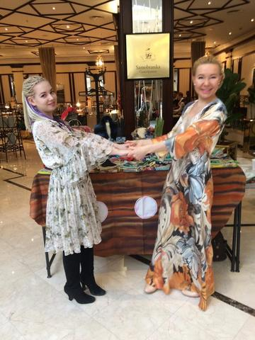 Весенний праздник 8 марта в Marriott Grand Hotel