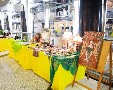 Участие в выставках и ярмарках