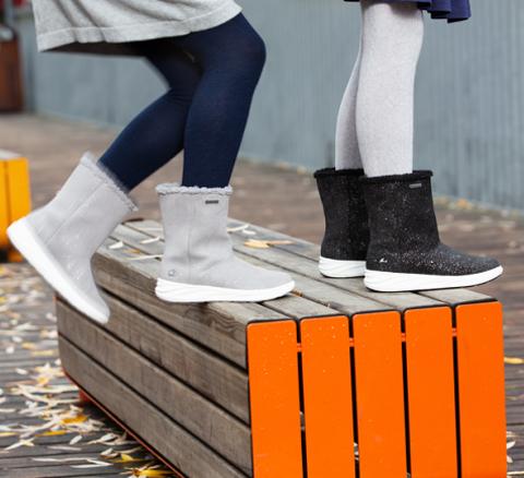 Интересные факты об обуви Viking