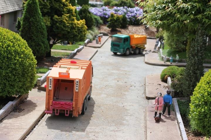 Правила перевозки отходов автомобильным транспортом