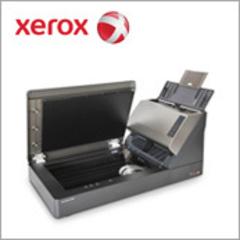 Начало продаж нового документного сканера формата А4 Xerox DocuMate 5540