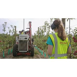 Робот ускорит сбор урожая