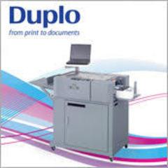 Замена в модельном ряду подборочно-брошюровального оборудования Duplo