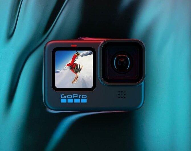 GoPro HERO10 Black — эволюция экстрима