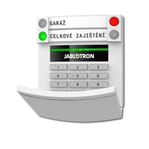 Беспроводная GSM сигнализация Jablotron с функциями
