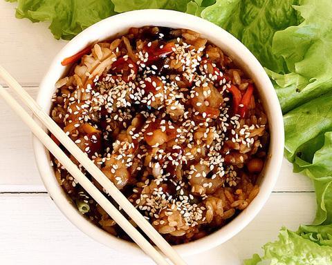 Что такое тяхан: японская классика или китайский рис?