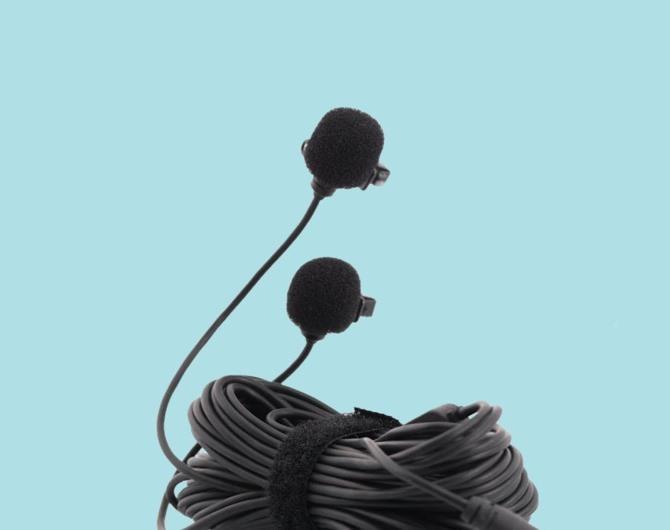 Обзор на петличный микрофон Raylab Rec DH LavMic