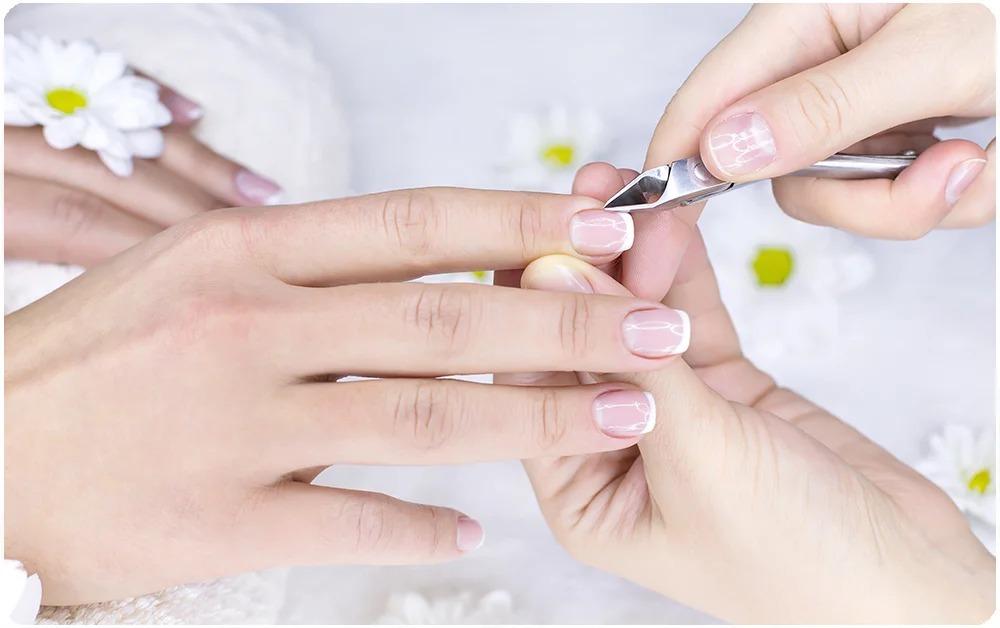 Правильная форма ногтей. Как придать красивую форму ногтям
