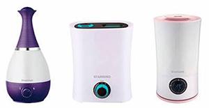STARWIND запустила производство трех ультразвуковых увлажнителей воздуха