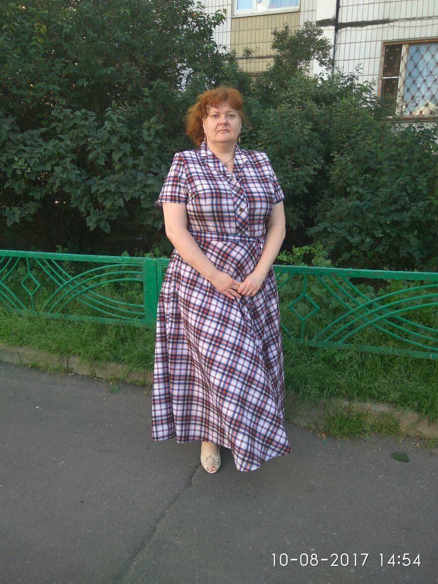 Отзыв о платье 4209