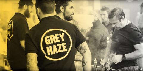 Вейп-фест Grey Haze в Москве