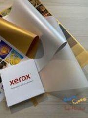 Xerox запустил дизайнерские синтетические материалы для печати креативной продукции