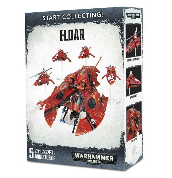 Предварительный заказ на свежие новинки для Warhammer 40 000!