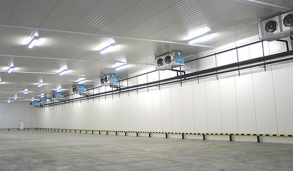Оборудование Danfoss начало работать на складском комплексе Петербургского порта