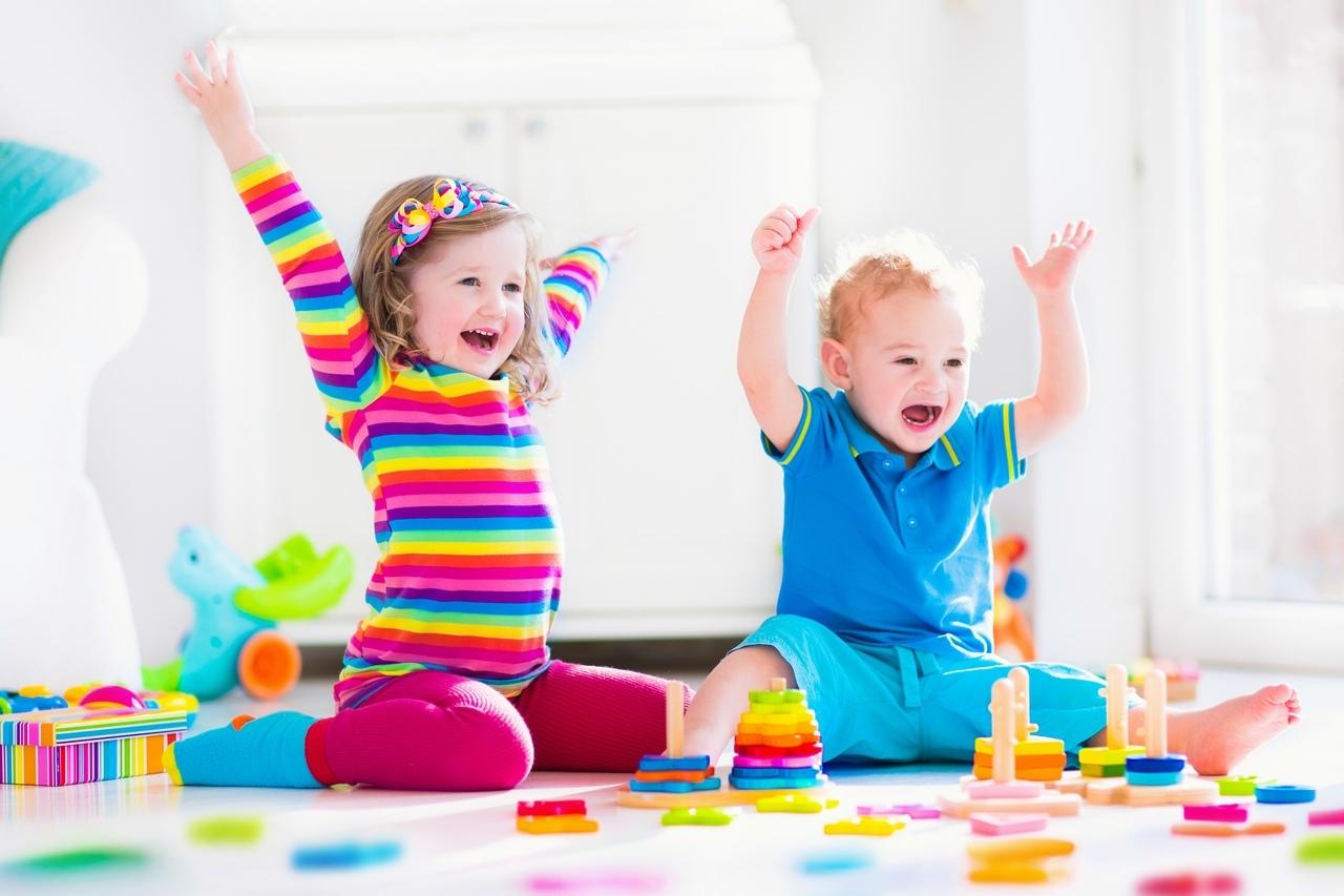 Какие игрушки в моде у дошкольников?