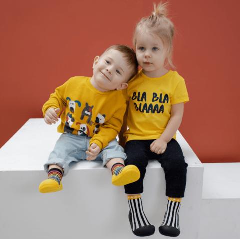 Какую обувь купить ребенку на первые шаги