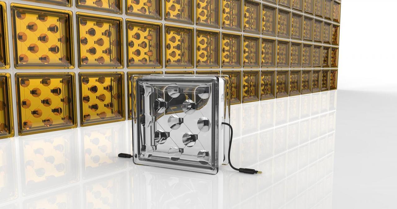 Электрогенерирующие стеклоблоки, питающие климатическую технику, разработали англичане