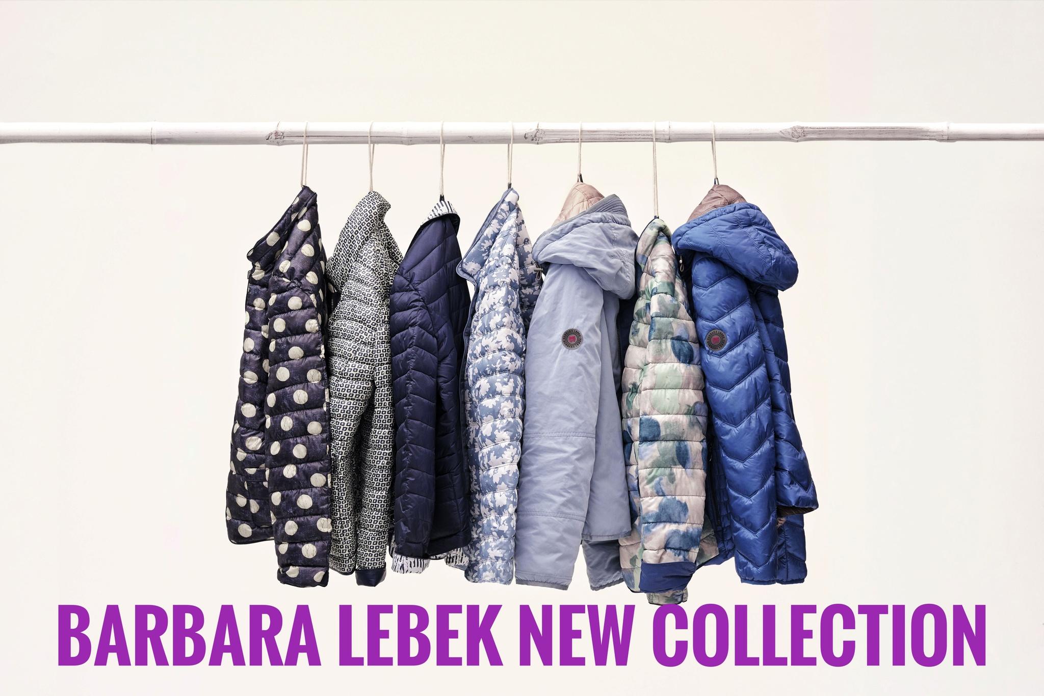 Новая коллекция Barbara Lebek весна 2018.
