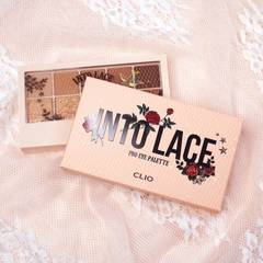Обзор на палетку теней CLIO PRO EYE PALETTE NO.8 INTO LACE REVIEW