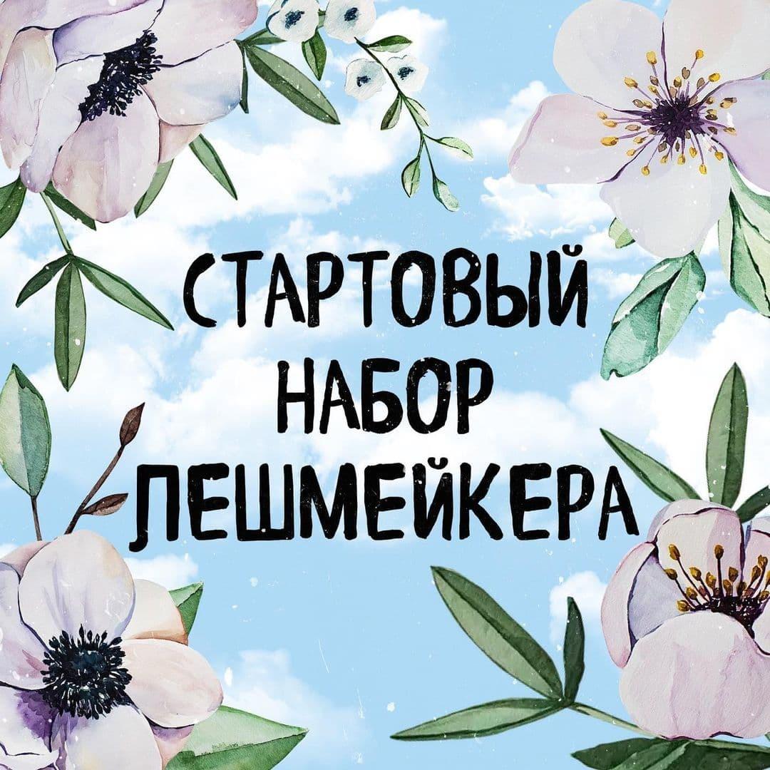 СТАРТОВЫЙ НАБОР ДЛЯ LASHMAKERов