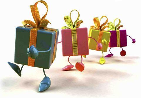 Карусель подарков