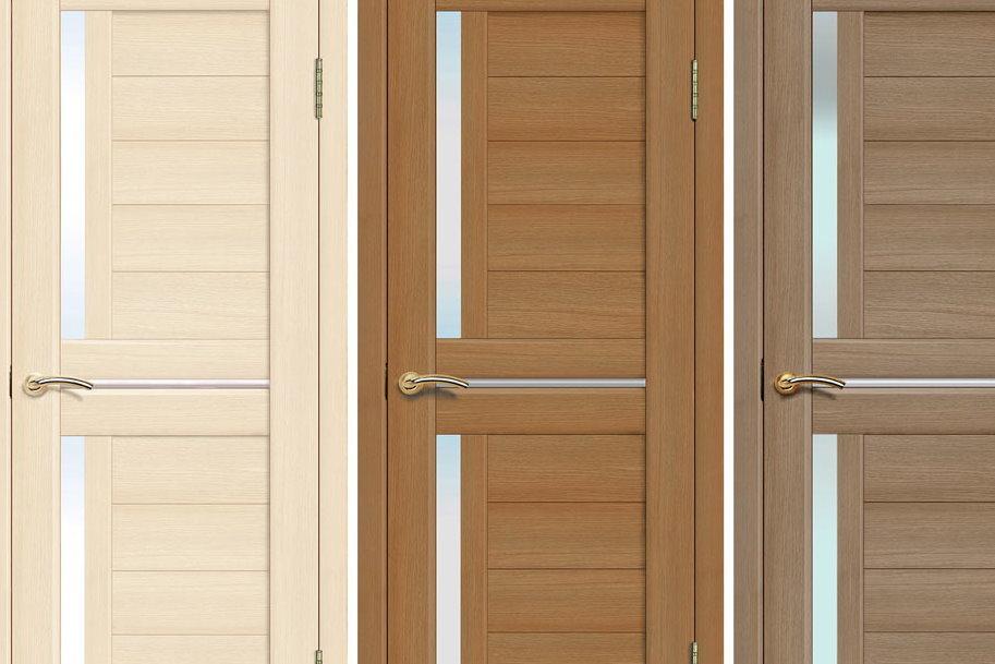 Материалы для изготовления дверей из экошпона