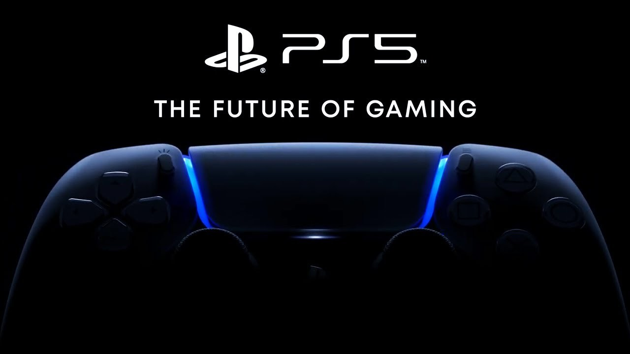 Презентация игр для PS5