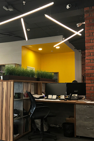 Какое освещение лучше подойдет для офисного помещения?