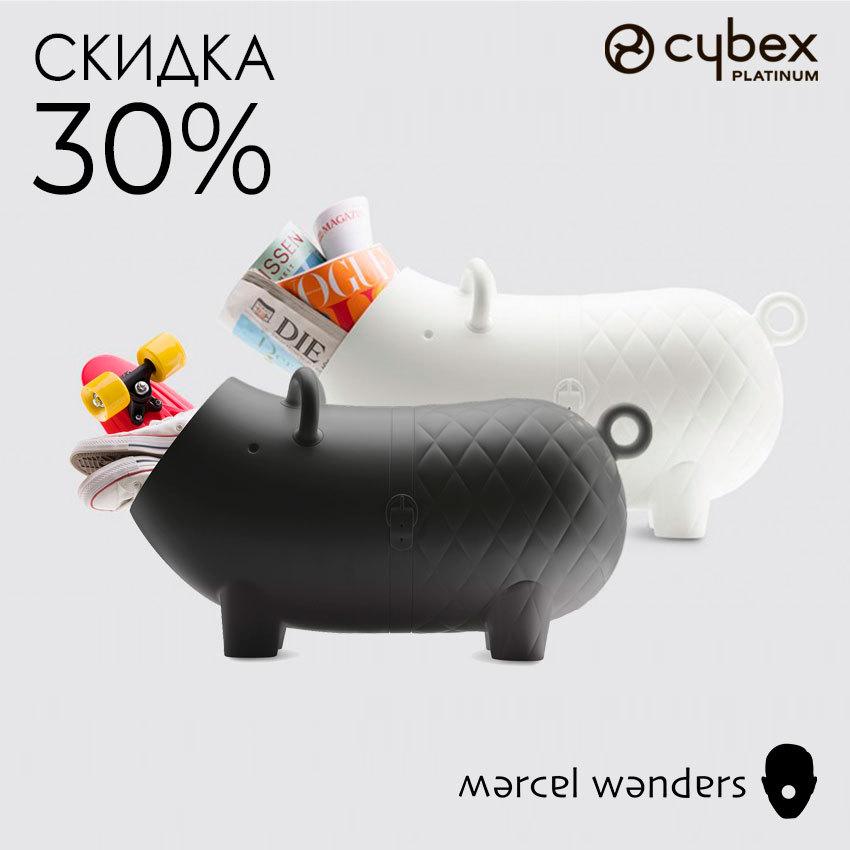 Домашняя свинка от Марселя Вандерса со скидкой 30%