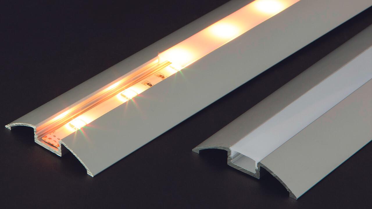 Экран для светодиодной ленты