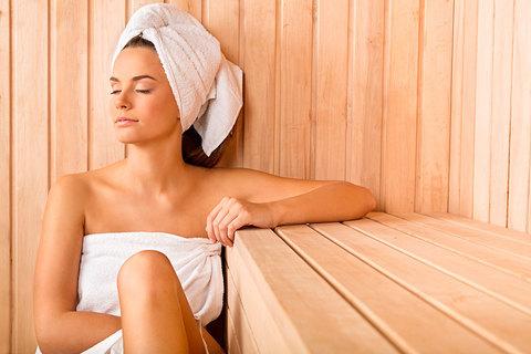 Русская баня — залог здоровья и красоты.