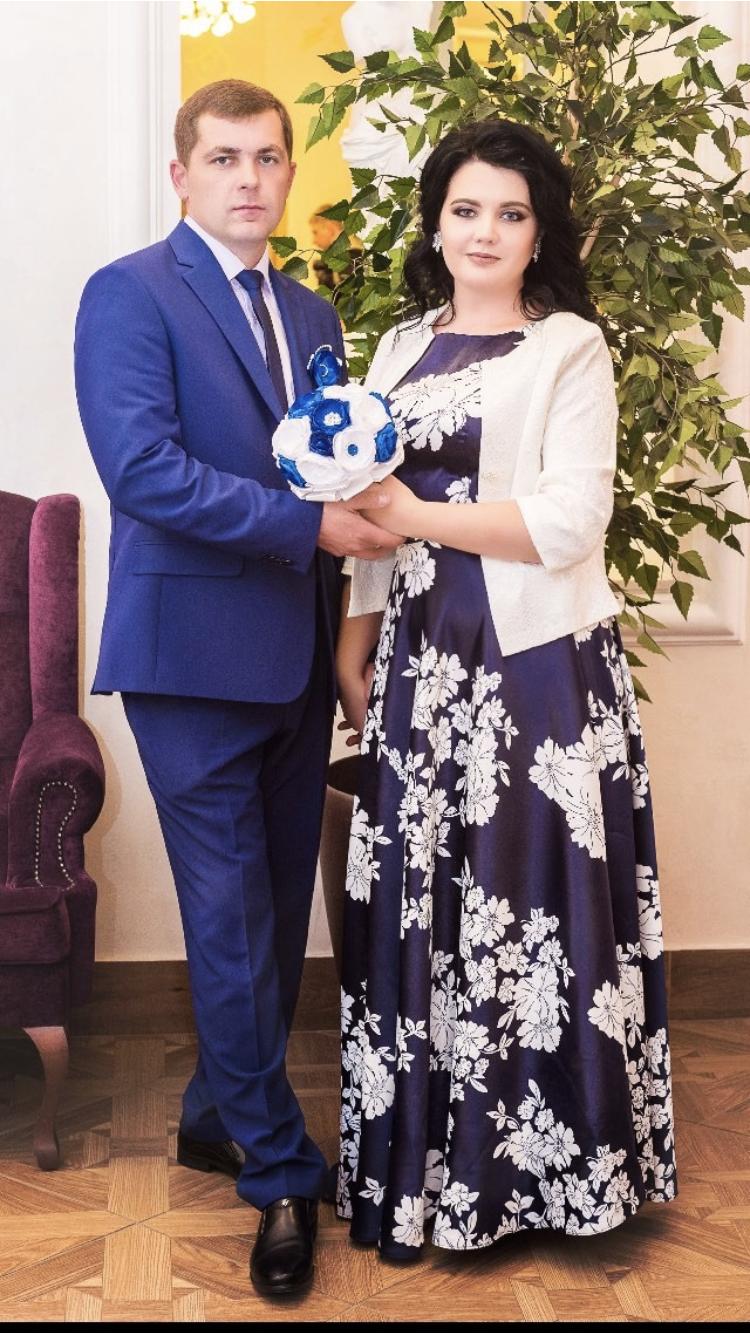 Отзыв о платье 5542 и болеро 5693/3