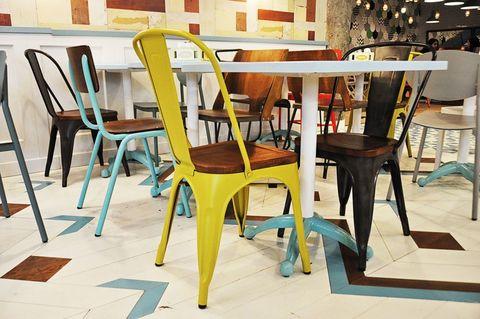 Мебель для ресторана разных стилей