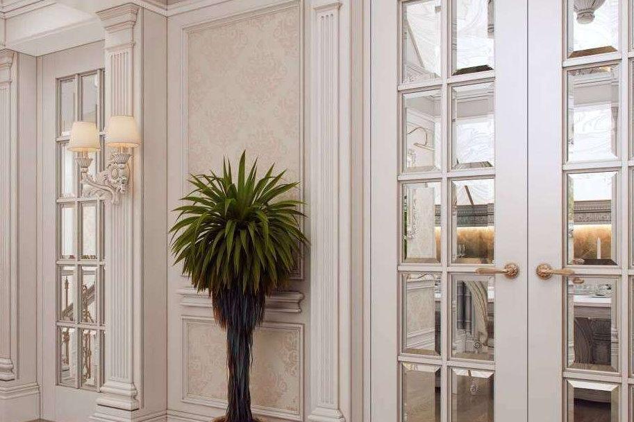 Как выбрать классические двери со стеклом?